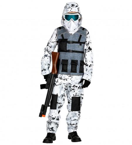 Disfraz Guerrero Espacial Infantil