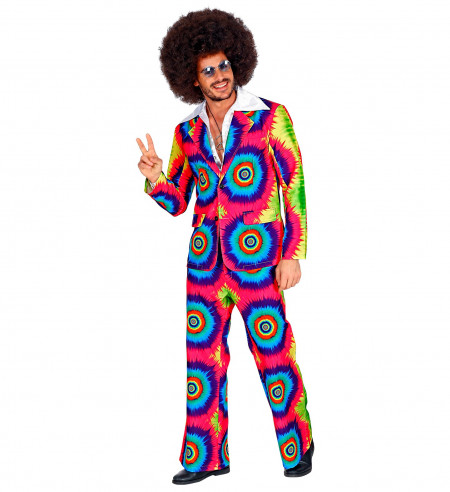 Disfraz Hombre Tie Dye