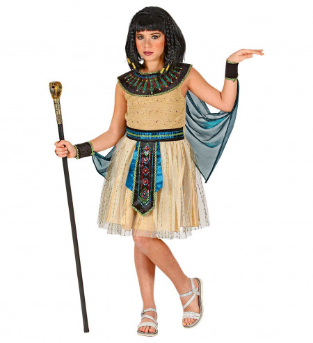 Disfraz Reina Egipcia Niña