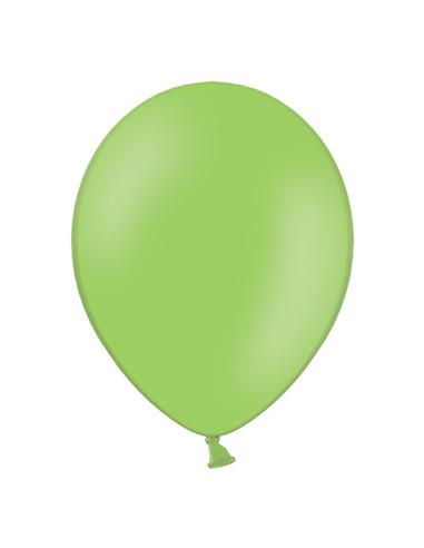 50 Globos verdes 27 cm