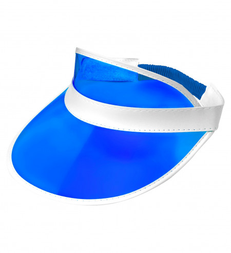 Visera Azul Años 80