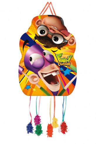 Piñata cumpleaños Mediana Naranja...