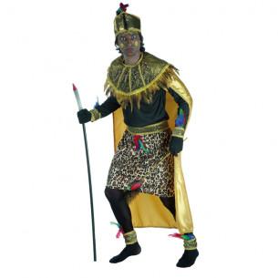 Disfraz Rey Zulú