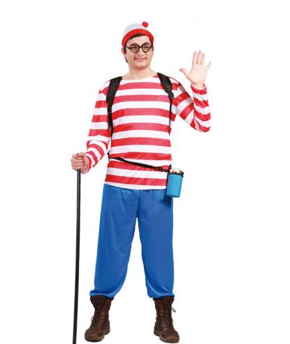 Disfraz Dónde está Wally