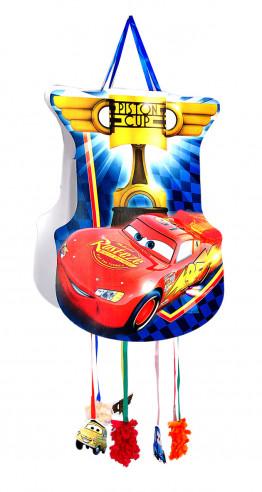 Piñata Cumpleaños Mediana Copa Cars