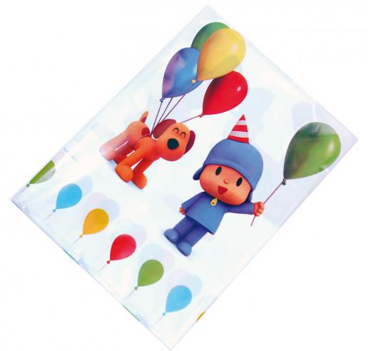 Mantel Cumpleaños Pocoyo