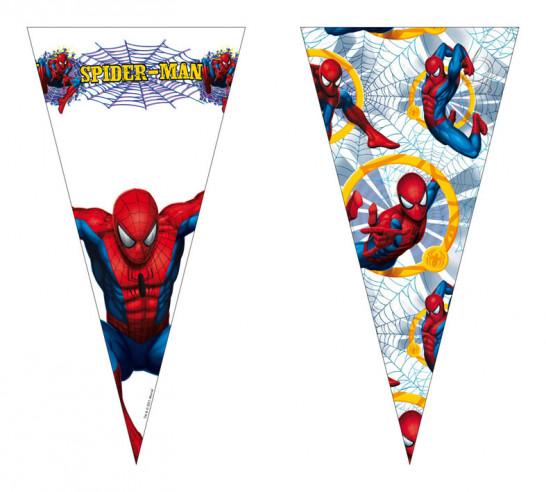 Bolsas de Cumpleaños Spiderman