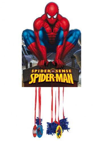Piñata Cumpleaños Grande Spiderman...